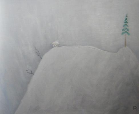 Svyatoslav Ryabkin. Winter winter