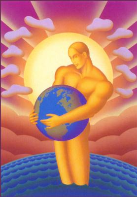 Ник Гаэтано. Земля в руках