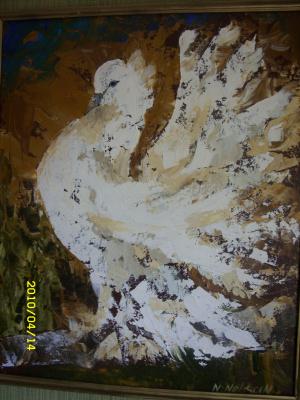 Неля Гурьева. Птица царская