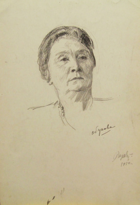 Gordon Meerovich Grigory (1909 - 1995). Obukhova