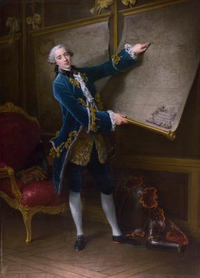 Франсуа Юбер Друэ. Граф де Водрейль