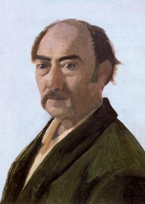 Антонио Бискуерт. Мужчина