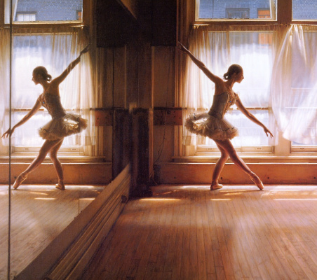 Дуглас Хофманн. Танцы в сумерках