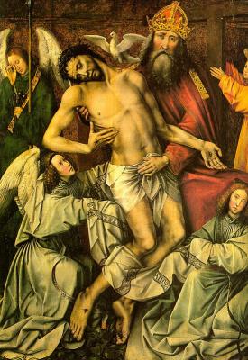 Колин де Котер. Снятие со креста
