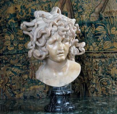Gian Lorenzo Bernini. Medusa