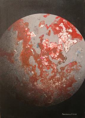 Vadim Commissars. New planet 1