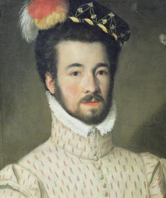 Sofonisba Anguissola. Portrait of a man (Garcia Urtavo de Mendoza)
