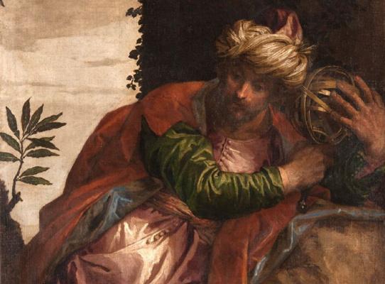 Паоло Веронезе. Зороастр (фрагмент)