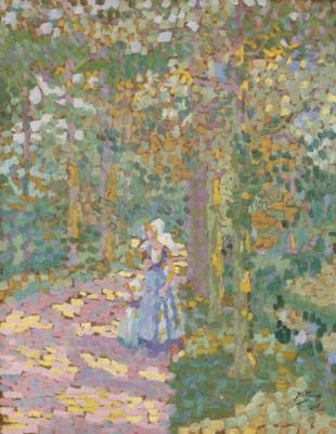 Jan (Johannes) Theodore Thorop. Autumn