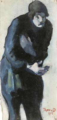 Theo van Dusburg. Beggar