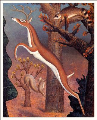 Блэр Дравсон. Лесные истории