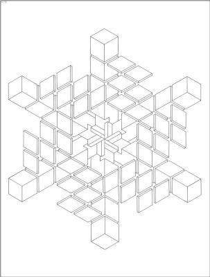 Коити Сато. Оптические иллюзии 16