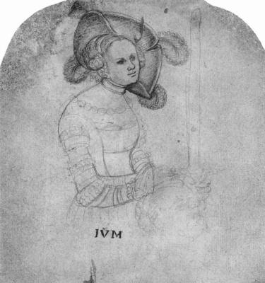 Lucas Cranach the Elder. Judith