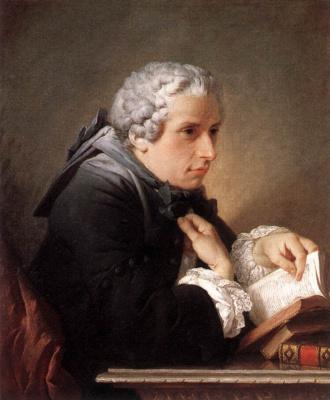 Пьер Сублеурас. Портрет мужчины