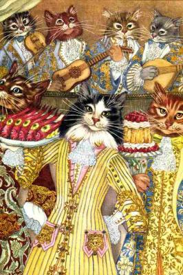 Адриенн Сегур. Королева-кошка 03