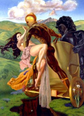 Джеймс Чайлдс. Похищение Персефоны