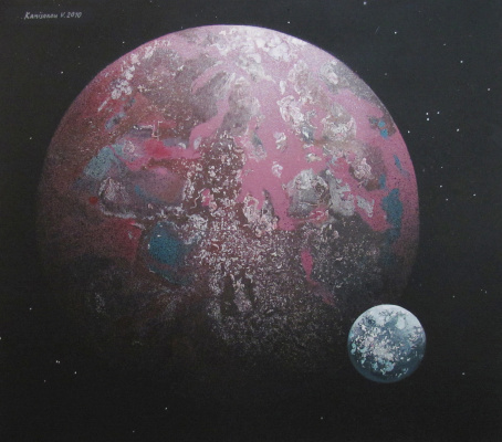Vadim Commissars. New planet 6