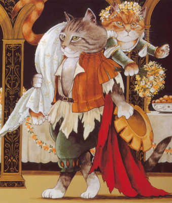 Сьюзан Герберт. Невеста-кошка