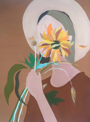 Анастасия Ораина. Portrait