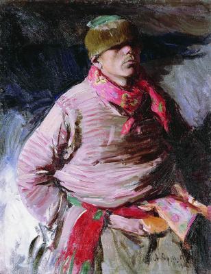 Abram Arkhipov. Ryazan coachman