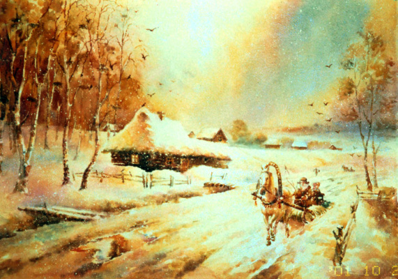 Alexey Yuryevich Maslov. Backwoods