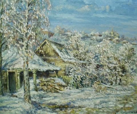 Victor Vladimirovich Kuryanov. Our small town