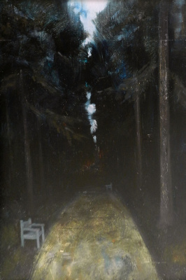 Vladimir Vladislavovich Vidyaykin. Night alley