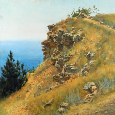 Vladimir Vladislavovich Vidyaykin. Mountain trails