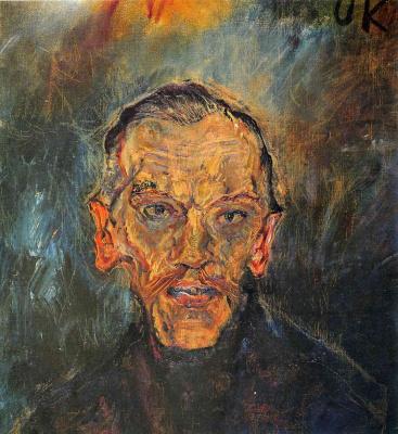 Oskar Kokoschka. Ludwig Ritter von Janikowski