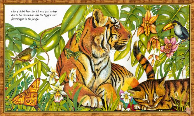 Тереза Обриен. Тигр