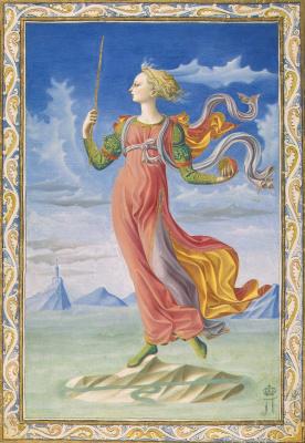 Francesco di Stefano Pezellino. An Allegory Of Rome