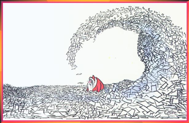 Роберт Осборн. Санта