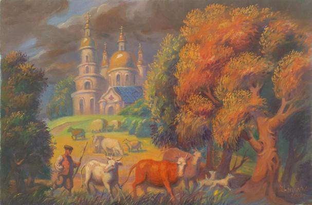 Daniil Litvinov. Перед грозой
