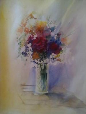 Кенан Мамедов. Flower cena 450 $