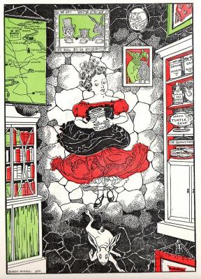 Blanche McManus. Alice