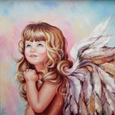 Олеся Ермолаева. Светлый ангел