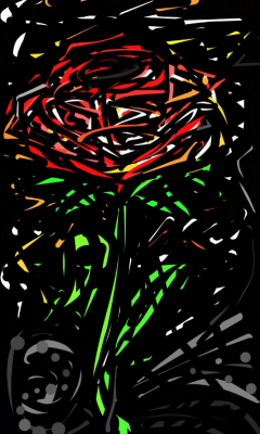 Krbtv _dm. Rose flower
