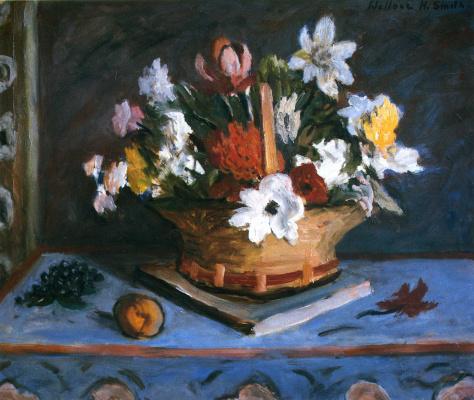 Херндон Смит Уоллес. Цветы на столе