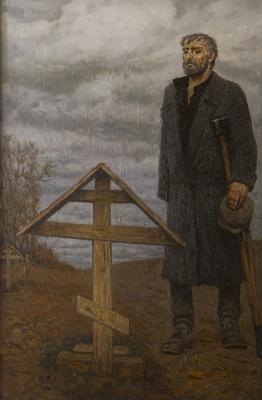 Гелий Михайлович Коржев. Вдовец