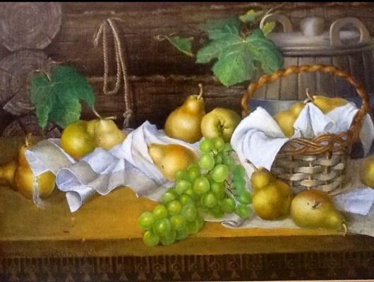 Svetlana Alexandrovna Pavlovskaya. Pears log