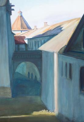 Виктор Михайлович Бородин. Evening