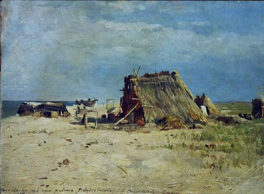Rufin Gavriilovich Sudkovsky. The hut