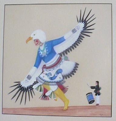 Беатин Язз. Крылатый танец