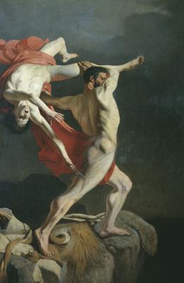 Геркулес и Лихас
