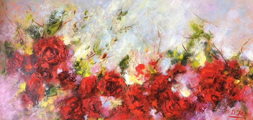 Диана Владимировна Маливани. Les Fleurs d'Amour