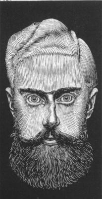 Мауриц Корнелис Эшер. Мужской портрет
