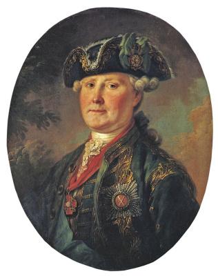 Стефано Торелли. Портрет С. К. Нарышкина