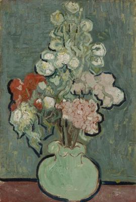 Винсент Ван Гог. Ваза с цветами