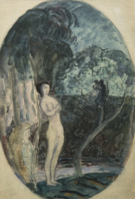 Александр Васильевич Шевченко. Весна. 1900