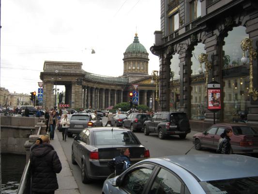 """Alexey Grishankov (Alegri). """"Kazan Cathedral"""""""